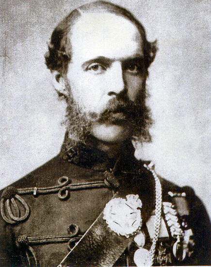 William James Montgomery Cuninghame Vc