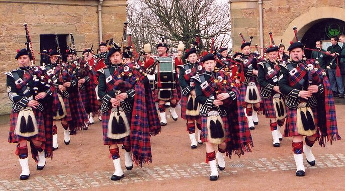 the montgomery news championships in forres htm marshal bands band at pipe european field